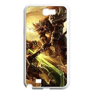 samsung n2 7100 phone case White League of Legends Darius ZLS2903170