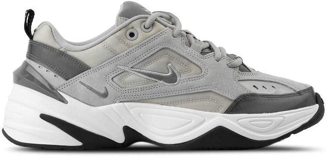 pour en 001 Tissu Nike Gris Femmes M2K TEKNO BV7075 Baskets