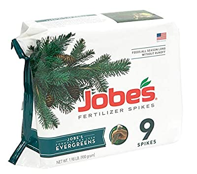 Jobe's 01000 1000 Tree Fertilizer Spikes 16-4-4