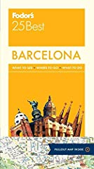 Top 25 Must-See Sights Best bets for dining, lodging, sightseeing. Plus a full-color pullout map. Everything you need to experience Barcelona.•Top lodging and dining picks for every budget •Galleries featuring the art of Joan Miró and...