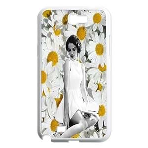Lana Del Rey Popular Case for Samsung Galaxy Note 2 N7100, Hot Sale Lana Del Rey Case