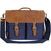 Plambag PB040BE Leather Canvas 15