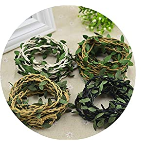 Get-in 100cm/lot Artificial Flowers Vine Christmas for Home Wedding Decor Bridal Accessories Artificial floristics DIY Wreath Gifts 93