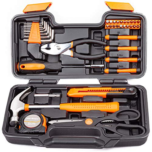 Cartman Orange 39Piece Tool