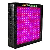 Marshydro LED Grow Light Full Spectrum for Indoor Plants Lighting Veg and Flower MarsII 900W