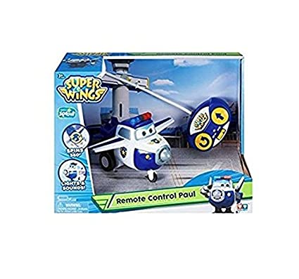 Remote Control Jett Auldey Super Wings YW710710 Domestic Toy RC Vehicle