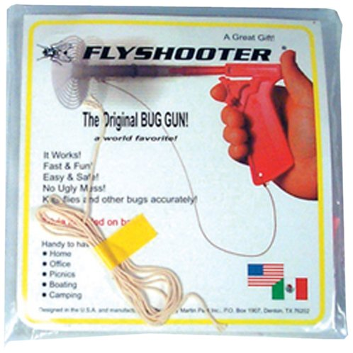 Martin Paul 100-75 Flyshooter The Original Bug Gun, Colors may vary made our list of Unique Camping Gifts For Men