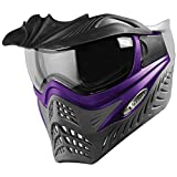 v force grill thermal - V-Force Grill Thermal Paintball Mask / Goggle - Special Color - Purple on Grey