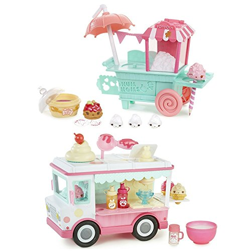 Num Noms Art Cart With Cotton Candy Scented Ink Pad & Make-Y
