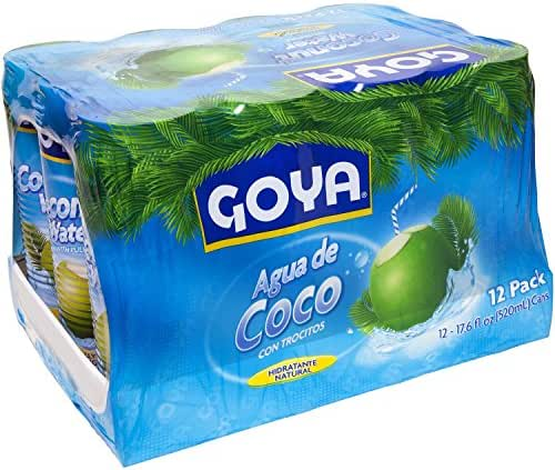 Coconut Water: Goya