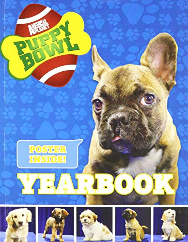 Animal Planet Puppy Bowl Yearbook