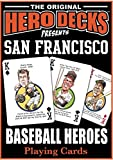 Hero Decks - San Francisco Giants Playing Cards