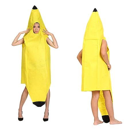 Neborn Cosplay Divertido Disfraz de plátano Sexy Hombres Juego para Adultos Fantasia Ropa Accesorios Fiesta Decoraciones Novedad Halloween Navidad ...