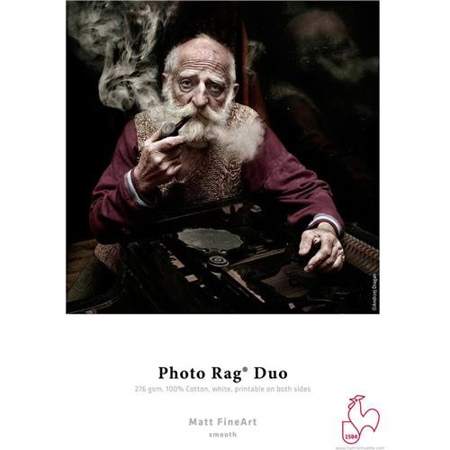 - Hahnemuehle Refill Photo Rag Duo Paper, 11.69x16.53