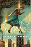 Front cover for the book Burning Girls by Veronica Schanoes