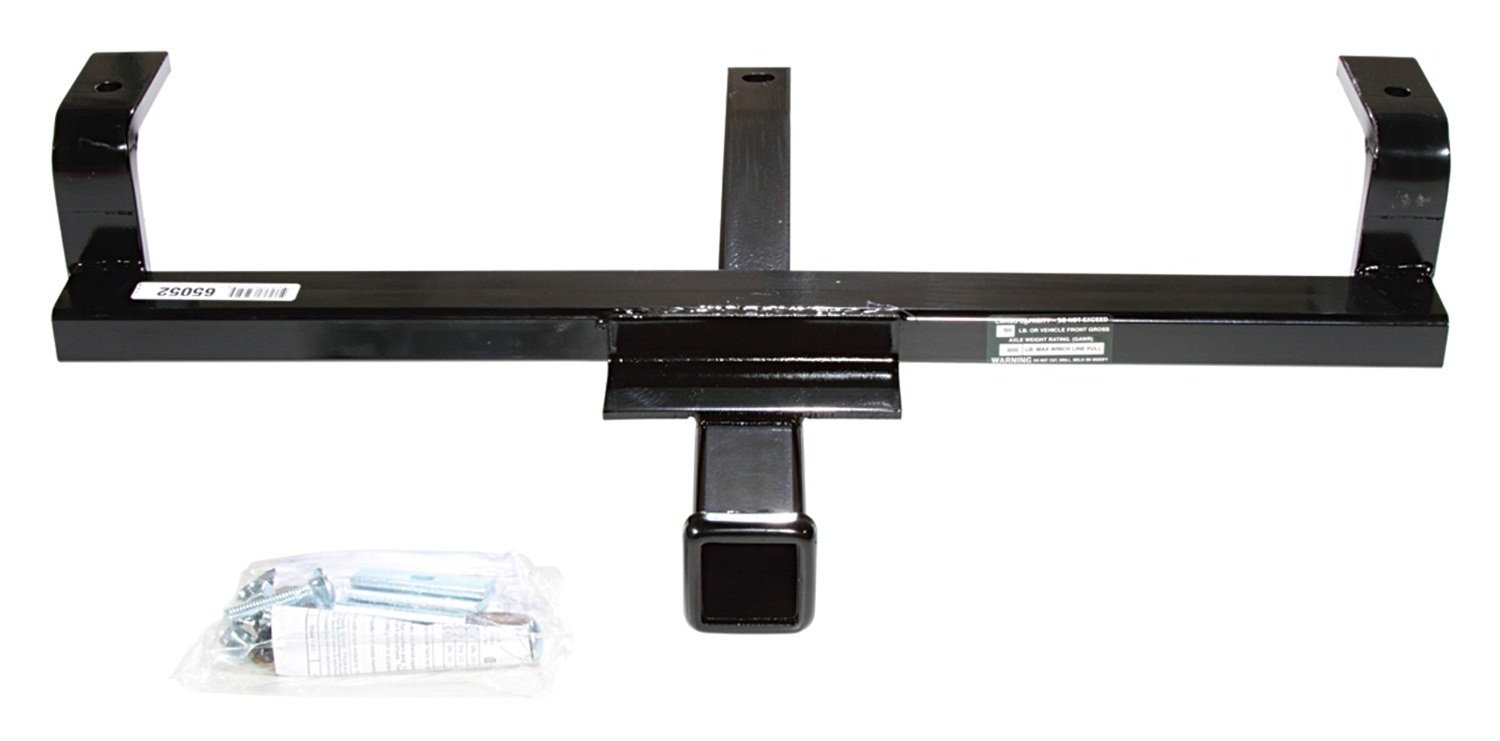 Reese Towpower 65052 Front Mount Receiver with 2'' Square Receiver opening by Reese Towpower