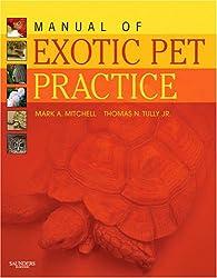 Manual of Exotic Pet Practice, 1e