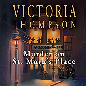 Murder on St. Mark's Place Hörbuch