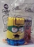 2013 Burger King The Simpsons Super Heroes - Bart Cupcake Kid