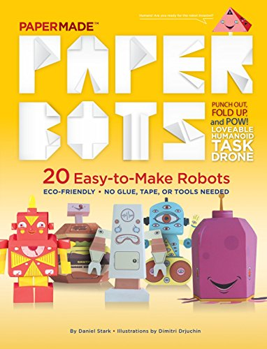 Paper Toy Robot - 5