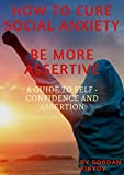 How To Cure Social Anxiety And Be More Assertive: Guide To Self - Confidence And Assertion