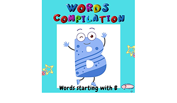 Starting with b words All 8