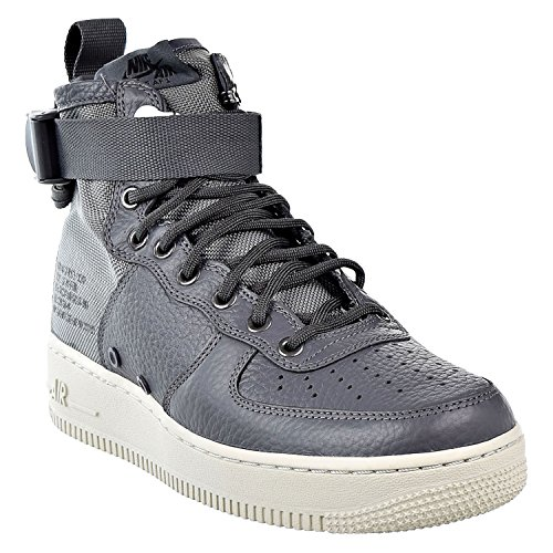 de Bone Gimnasia Grey Dark Light Hombre Dark para SF Nike Grey Zapatillas Mid Af1 SOOqIH