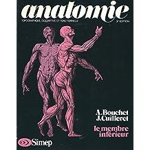Anatomie topographique, descriptive et fonctionnelle / le membre inferieur