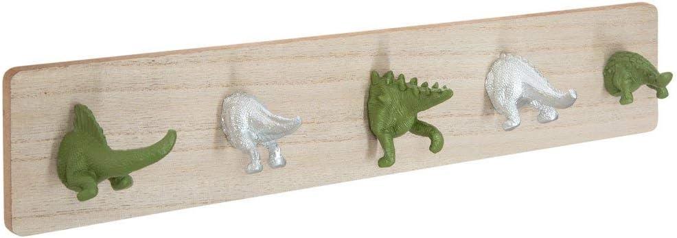 5 Haken Atmosphera Kleiderhaken Dinosaurier