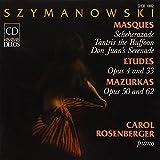 : Karol Szymanowski: Masques; Etudes; Mazurkas