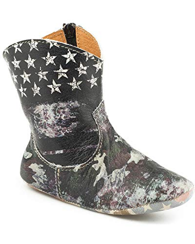 Tin Haul Infant-Boys' Freedom Boot Multi 1 D