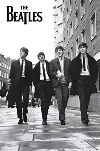 Posters: The Beatles Mini Poster - In London (20 x 16 inches)