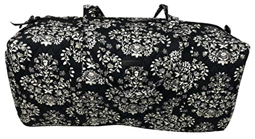 - Vera Bradley Large Traveler Duffel Bag (Chandelier Noir)