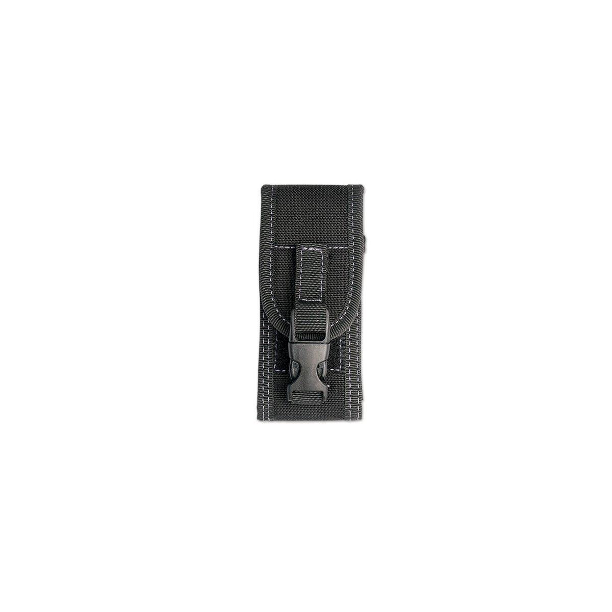 Electropolis Navaja Supervivencia 10 cm MT-4 Cudeman 384-B, Mango micarta, incorpora Funda, para Uso Deportivo, Herramienta Camping Pesca, Caza, ...