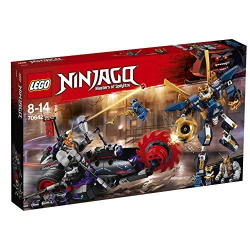 Lego NINJAGO 70642 Killow against Samurai X (Watch Rotating Baseball)