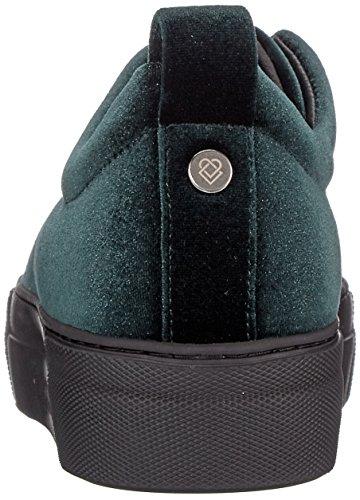 Liebeskind Berlin Women's Lw173500 Velvet Loafers Green (Moss Green 7687) InnOCYX