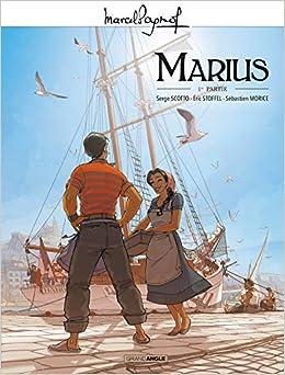 Amazon Fr M Pagnol En Bd Marius Volume 01 Serge
