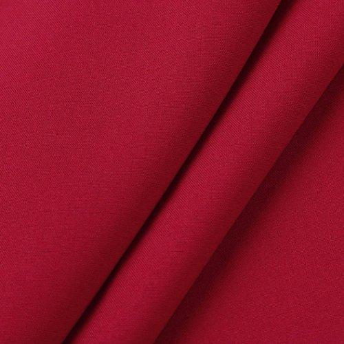 Boutons Manches Plus Longues Tops T Pour O rouge Gilet Dcontract sans la Blouse Chemisier Casual Tops T Chemisiers Cou Vin Dbardeur Femmes URSING Dbardeur Shirt Shirt Chic Bonjouree Manches nE1Cqx