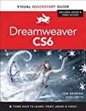 Dreamweaver CS6: Visual QuickStart Guide, Tom Negrino, Dori Smith, 0321822528