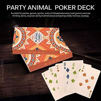 Kathariiy Party Animal Puzzle Juego de Mesa Juego de Cartas Juego ...