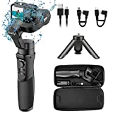 Hohem GoPro Gimbal Stabilizer, iSteady Pro 2, 3 Axis Splash-Proof Gimble IP64,...