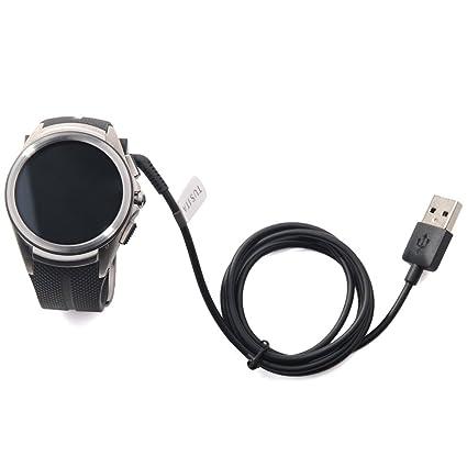 Cargador para reloj LG Urbane segunda edición LTE W200, Repuesto de cable USB
