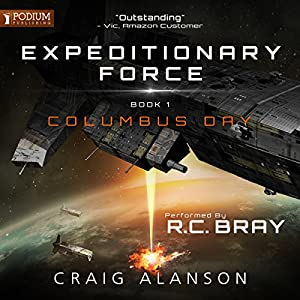 Columbus Day: Expeditionary Force Book 1