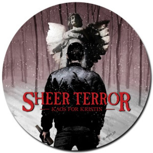Sheer Terror  |  Kaos For Kristen  |  7in PictureDisc