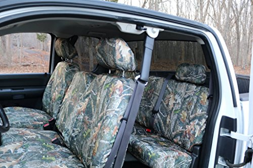 side airbag seat covers camo - 7