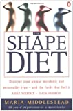 The Shape Diet, Maria Middlestead, 0143019473