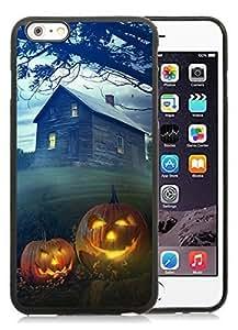 2014 Latest iPhone 6 Plus Case,Halloween Black iPhone 6 Plus 5.5 TPU Case 6 hjbrhga1544