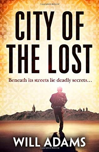 book cover of City of the Lost