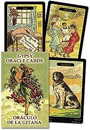 Gypsy Oracle Cards/Oraculo de La Gitana