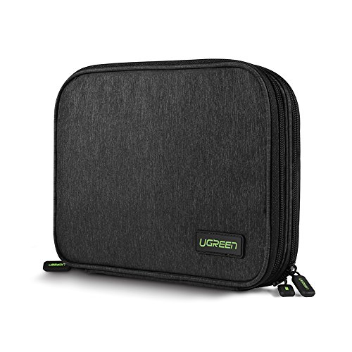 UGREEN Electronics Organizer Travel Cable Organizer Gadgets
